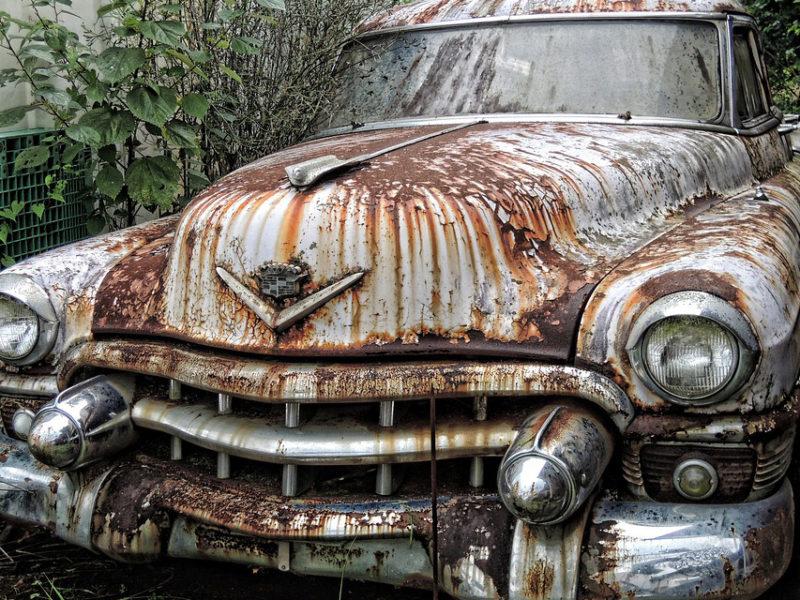 Koniec samochodu