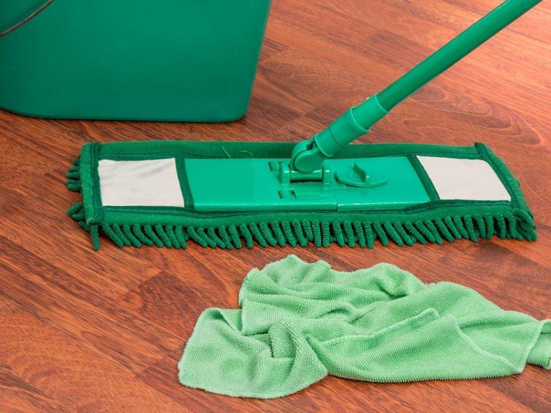 Sprzątanie i odkurzanie
