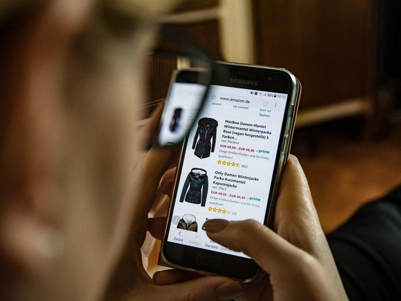 Wygodne zakupy w Internecie